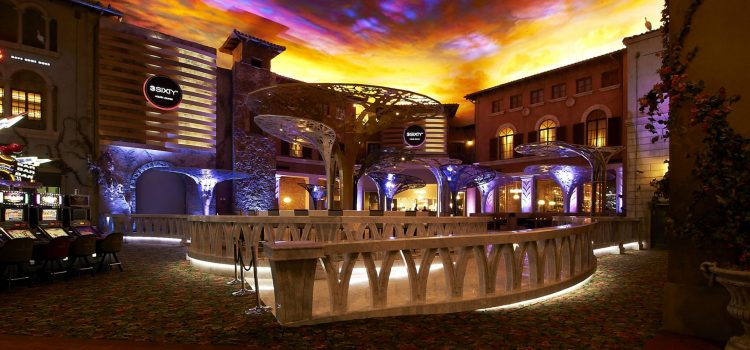 3Sixty° Liquid Lounge (Montecasino)