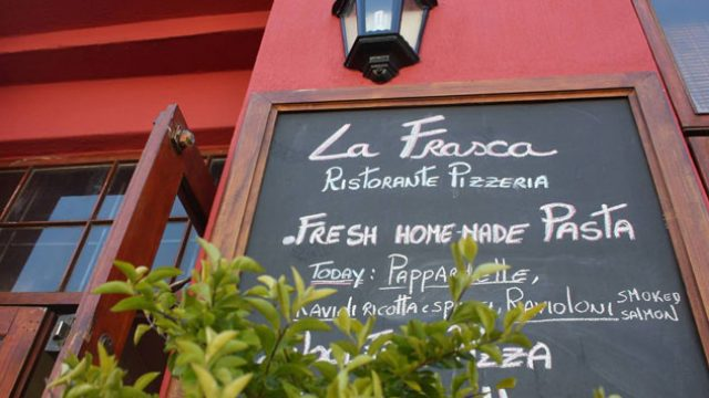 La Frasca Restaurant and Pizzeria
