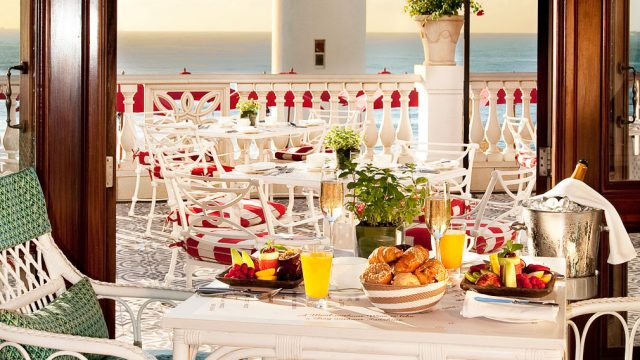 Ocean Terrace Restaurant (The Oyster Box)