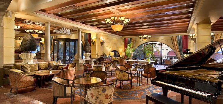 The Il Ritrovo Lounge (The Michelangelo Hotel)