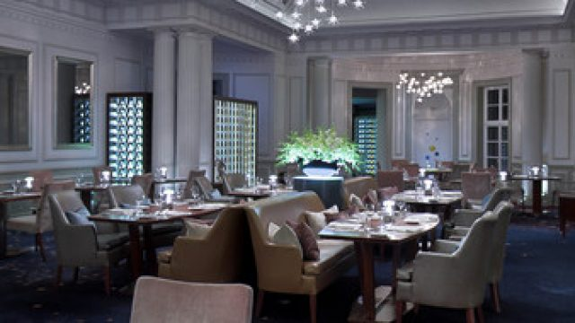 Planet Restaurant and Bar (Belmond Mount Nelson Hotel)